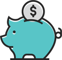 Money Saving - transparent