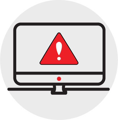 PC with Alert